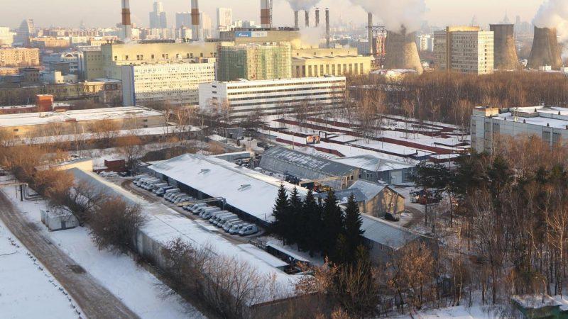 Жители Хорошевского района Москвы обсудят проект реорганизации промзоны