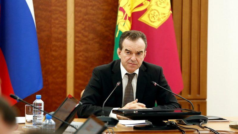 Вениамин Кондратьев — губернатор, загнанный в угол