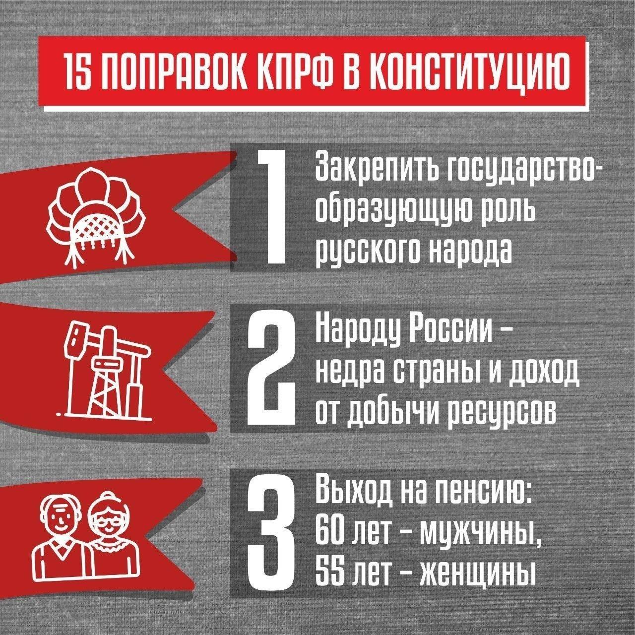 У коммунистов собственное голосование