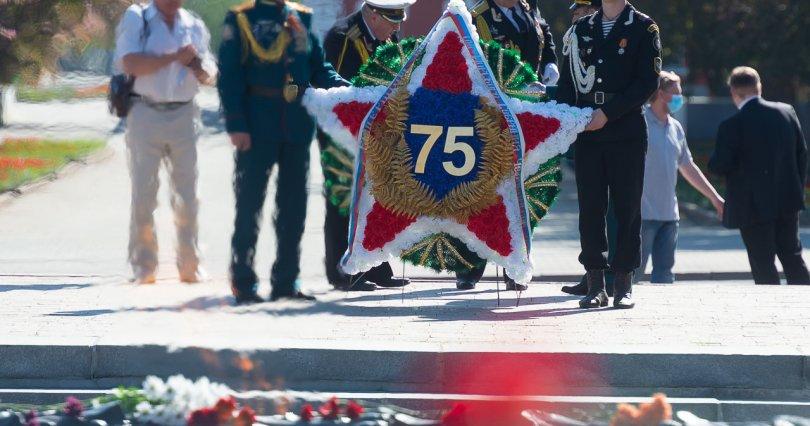 В Челябинске отменили парад Победы 24 июня