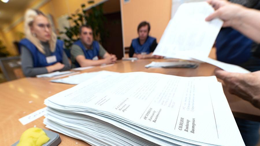 КПРФ не признает результаты выборов в некоторых регионах