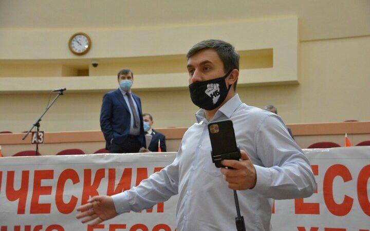 Срочно! «Руки прочь от Бондаренко!» Депутаты выйдут с требованиями к АП 8 февраля